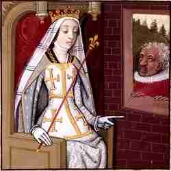 Jeanne 1ère de Naples.